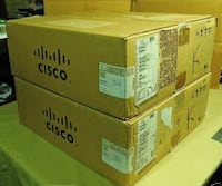 NEW CISCO2821-HSEC/K9 (NOB) Cisco2821-sec-k9 Cisco 2821 1 yr warranty real -SU Toronto