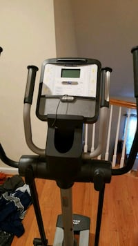 black and gray elliptical trainer Woodbridge, 22192