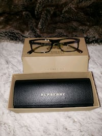 Burberry Eyeglasses Made in Italy