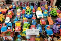 assorted-color plastic toy lot Nanaimo, V9R 2T2