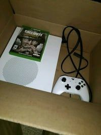 Xbox One S with controller and Call of Duty Rutland, 01543