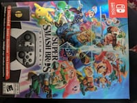 Smash Bros limited release with Pro Controller  Chicago, 60612