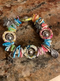 Color full starch bracelet You can wear with different colors every day and everywhere Towson, 21204