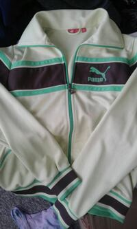 Retro PUMA -zip up