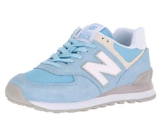 Sky blue new balance :size 10 in mens