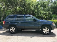 2001 Jeep Grand Cherokee Fort Myers