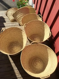 Handcrafted baskets from Tanzania Oslo, 0456