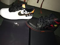 Brand New Jordan 1 and Nike Air Force 1 Size 11 Germantown, 20874
