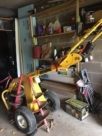 Hydraulic auger Mississauga, L5J 2A6