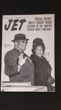 Jet Magazine  History  District Heights, 20747