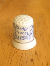 Home sweet home thimble