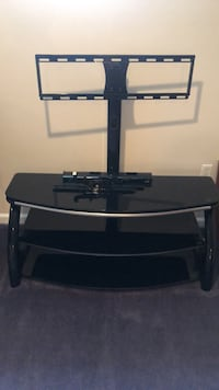 Tv stand with glass shelves Bowie, 20720