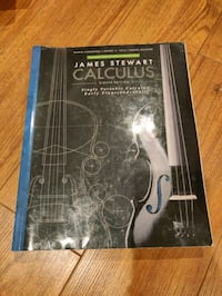 Calculus (student solutions manual) Mississauga, L5W 1B1