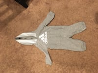 Baby boy adidas outfit size 9 mos Lake Grove, 11755