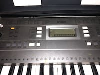 black and white electronic keyboard Los Angeles, 91311