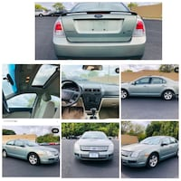 2008 Ford Fusion Temple Hills