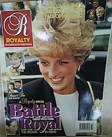 Battle Royal magazine