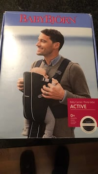 Baby Bjorn Baby Carrier - $35.00 or best offer Toronto, M5E 2A1