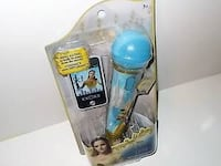 ~BRAND NEW~ Disney Beauty and the Beast sing a long microphone La Vista