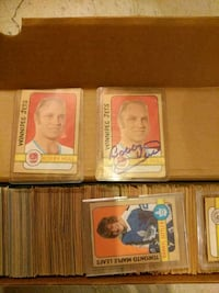 Bobby Hull Hockey Card & Various 80's Brantford, N3S
