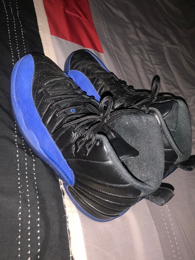 Photo Air jordan retro 12's , size 11