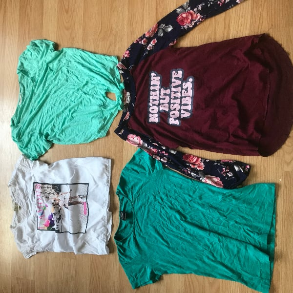 Lot of Girls tops - Youth XL / Adult Small