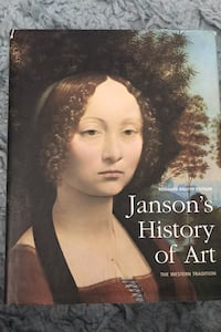 Janson's History of ART 8th Edition | Western Tradition