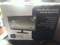 Brand new in the box 19.5 led monitor Edmonton, T6K 0W6