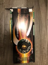 Graphics Card for PC Nvidia 9800 GT PCI Card only. London, N6H 0A4