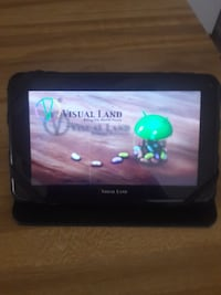 black Visual Land tablet computer Cape Coral, 33991