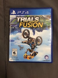 Trials Fusion (PS4) St Catharines, L2M
