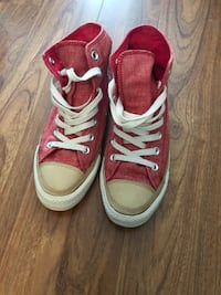 Converse shoes very very very new 卡尔加里, T2R 0A2