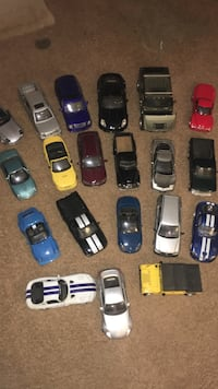 Collectable toy cars 1/24 Fairfax, 22030
