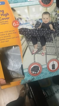 New Shopping cart cover