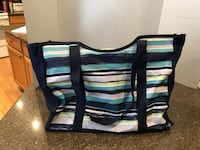 Thirty-One Zip Top Organizing Tote Manassas