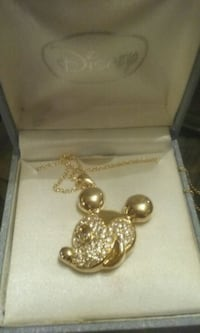 Mickey Mouse necklace 35 or best offer Waynesboro, 17268