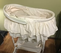 First year multi function bassinet  Edmonton, T5A