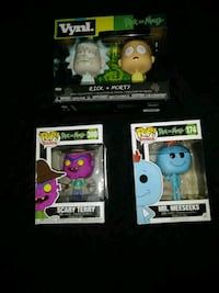 Rick and morty collectibles  Las Vegas, 89104