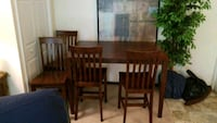 Dining room table and chairs  Wexford, 15090