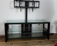 Tv table stand Mississauga, L4W 2Y1