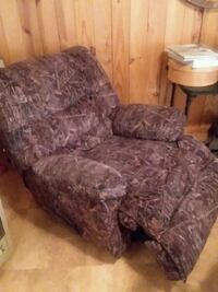 Camo recliner - used  Gold Hill, 28071
