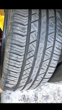 Tire 245/45/18 all in Good Condition''s 3 x $80