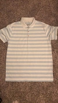 Men's Large Nike Golf Polo Springfield, 22153