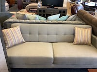New Tifton Mid Century-Modern Grey Sofa  Virginia Beach, 23462