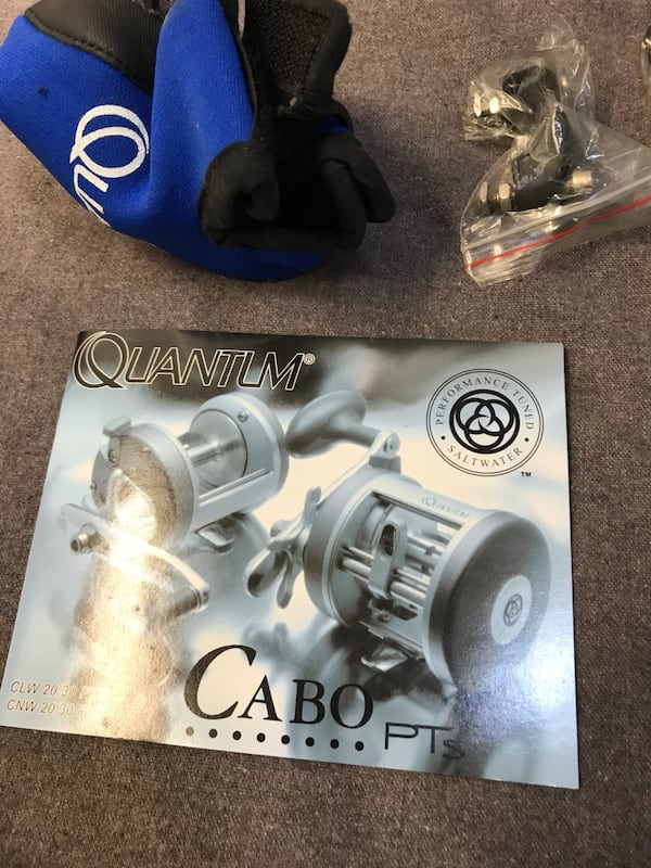 Quantum Cabo saltwater series CNW20PTS  3