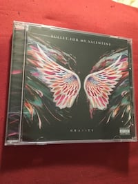 Gravity CD Bullet For My Valentine