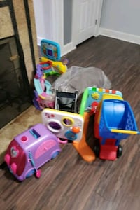 toddler's assorted plastic toys Kearny, 07032