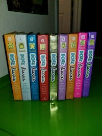 Dork Dairy collection 3-11 Hard cover books Long Beach, 90805