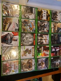 Brand New Xbox One Games - $15 + Milton, L9T 1R3