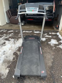 Pro-form crosswalks 395 treadmill in excellent works conditions
